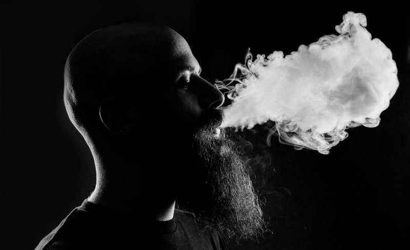 smoking decreases circulation